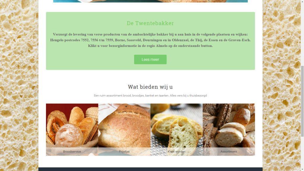 Twente bakker