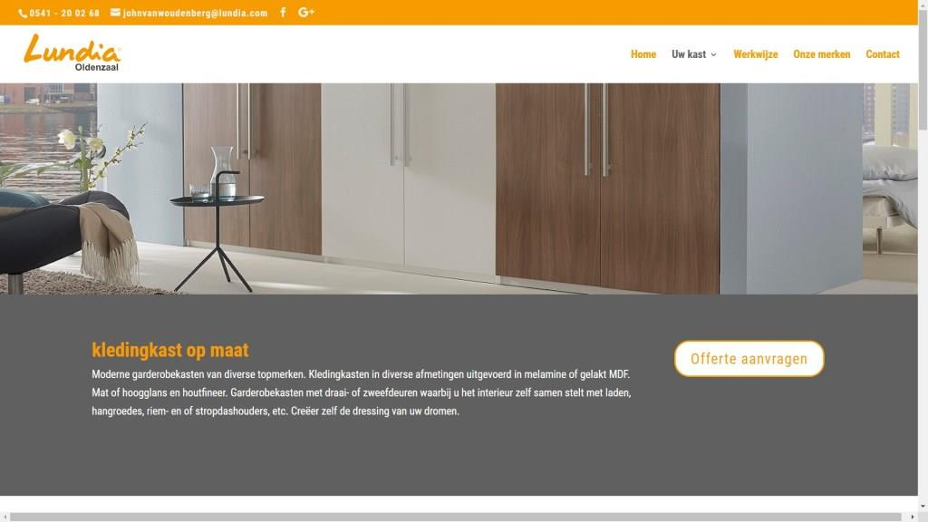 Lundia Uw Kast Op Maat Oldenzaal Care Align Webdesign