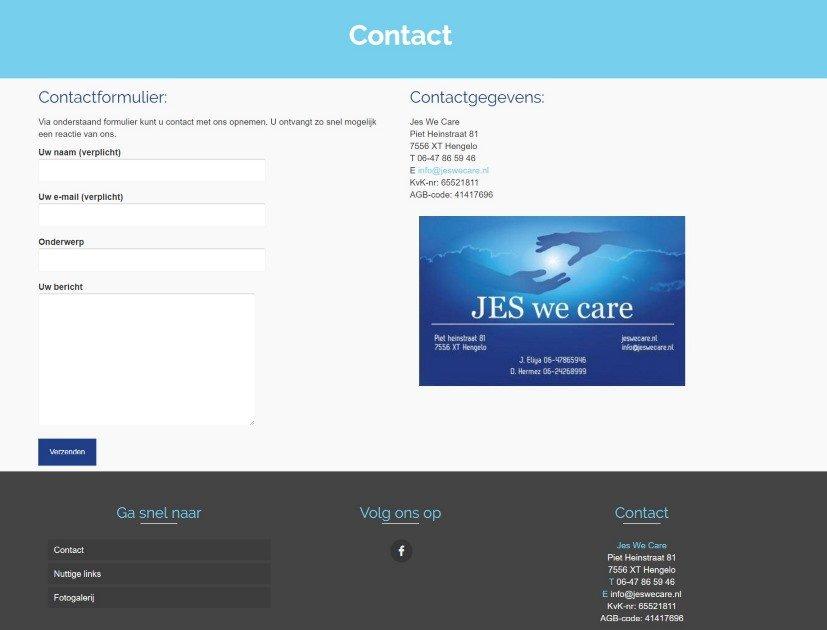 Jes We Care