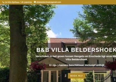 B&B Villa Beldershoek