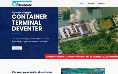Container Terminal Deventer