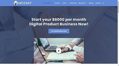 Mozart Digital Business