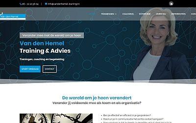 Van den Hemel Training & Advies