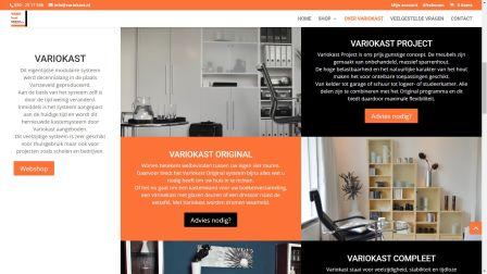 portfolio Variokast webshop