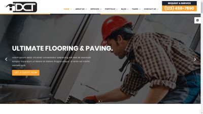 Handyman Flooring & Paving