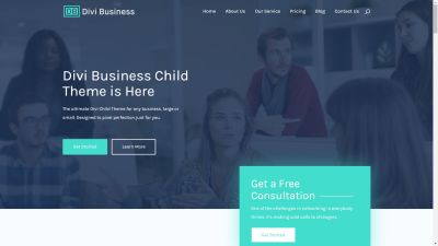 Divi Business