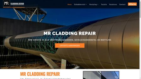 portfolio mr cladding repair