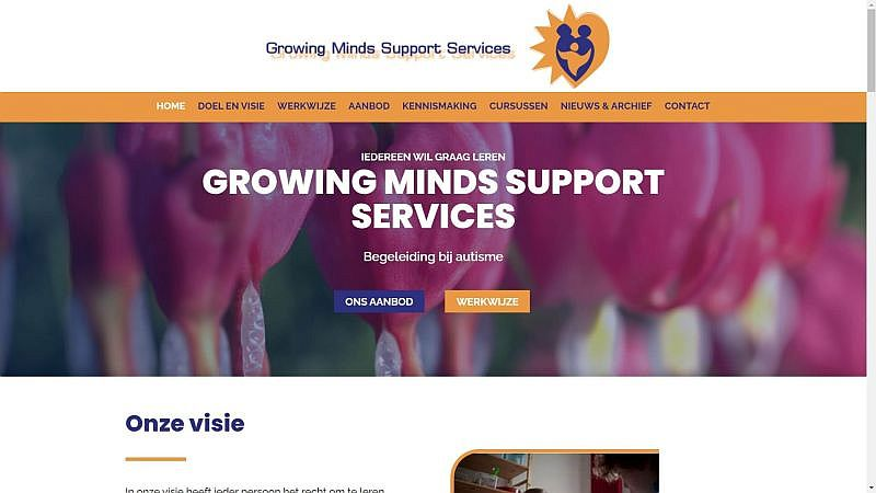 Growing Minds Support Services