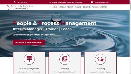 People & Process Management