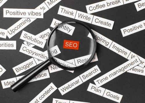 Een SEO vriendelijk webdesign vraagt om SEO teksten